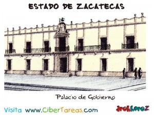 Palacio de Gobierno-Estado de Zacatecas