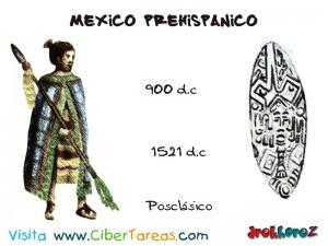 Periodo Posclasico-Mexico Prehispanico