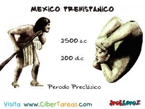 Periodo Preclasico-Mexico Prehispanico