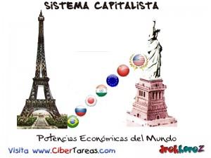 Potencias Economicas del Mundo-Sistema Capitalista