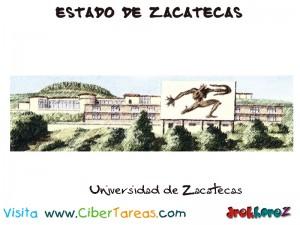 Universidad de Zacatecas-Estado de Zacatecas