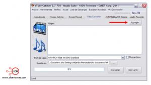 atube cather convertir archivos de musica