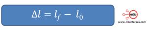 dilatacion lineal fisica 2