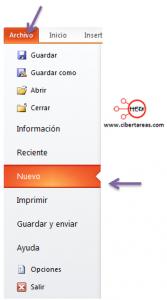 manual powerpoint 2010 descargar plantilla    1