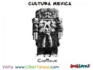 Coatlicue-Cultura Mexica