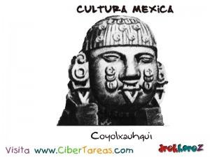 Coyolxauhqui-Cultura Mexica
