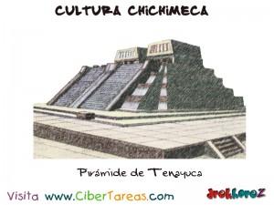 Piramide de Tenayuca-Cultura Chichimeca