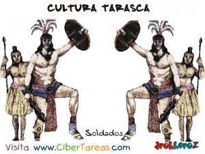 Soldados-Cultura Tarasca