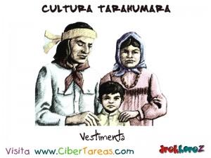 Vestimenta-Cultura Tarahumara