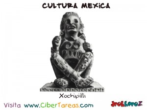 Xochipilli-Cultura Mexica