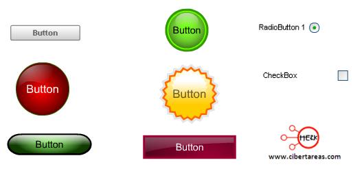 botones en swishmax