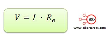conexion de resistores en serie ley ohm