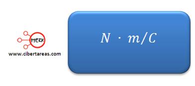 formulas de energia potencial electricas