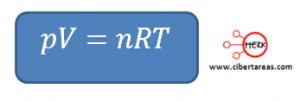 ley cero de la termodinamica formula