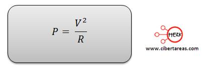 potencia electrica formulas varias2