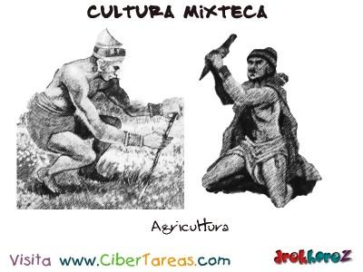 Agricultura-Cultura Mixteca