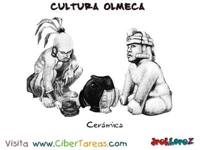 Ceramica-Cultura Olmeca