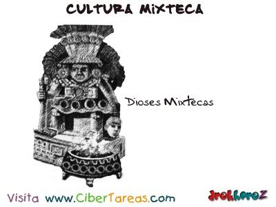 Dioses Mixtecas-Cultura Mixteca