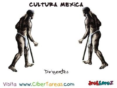 Dirigentes-Cultura Mexica