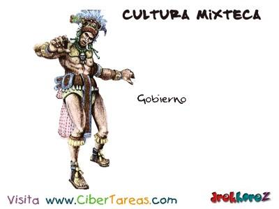 Gobierno-Cultura Mixteca