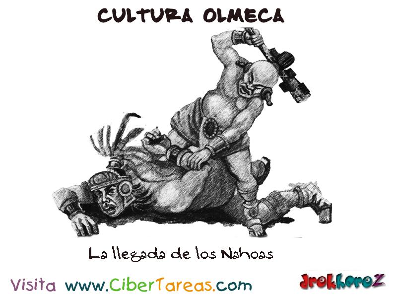 Cultura Los Los Nahoas-cultura Olmeca