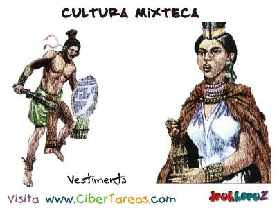 Vestimenta-Cultura Mixteca