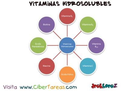 Vitaminas Hidrosolubles-Biomoleculas organicas-biologia 1