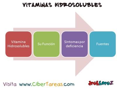 Vitaminas Hidrosolubles_2-Biomoleculas organicas-biologia 1