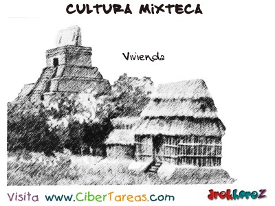 Vivienda-Cultura Mixteca