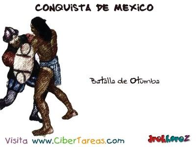 Batalla de Otumba-Conquista de Mexico