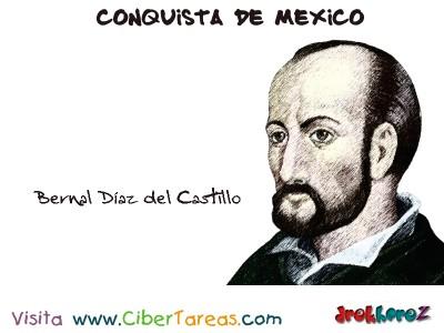 Bernal Diaz del Castillo-Conquista de Mexico