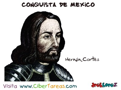 Hernan Cortes-Conquista de Mexico
