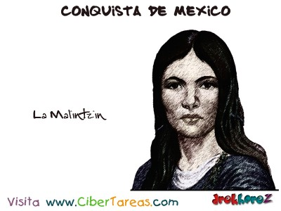 La Malintzin-Conquista de Mexico