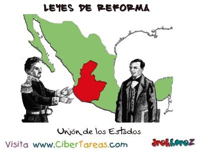 Union de los Estados-Leyes de Reforma