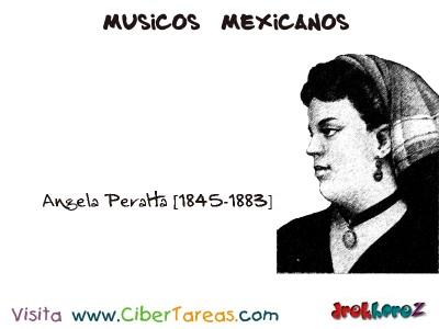 Angela Peralta-Musicos Mexicanos