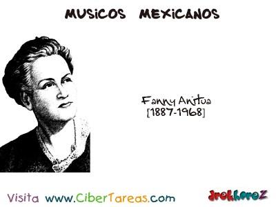 Fanny Anitua-Musicos Mexicanos