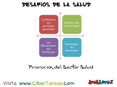 Promocion del Sector Salud_Ciencias de la Salud