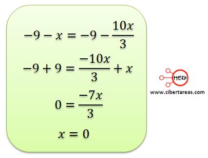 metodo algebraico de igualacion 2