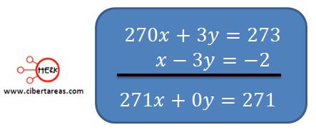 metodo algebraico de suma y resta 1