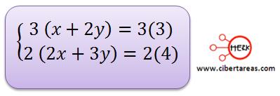 metodo algebraico de suma y resta 6