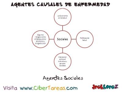 Agentes Sociales Causales de Enfermedad_Ciencias de la Salud