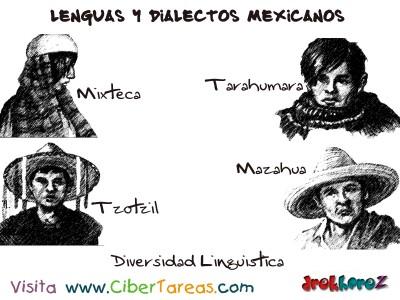 Diversidad Linguistica-Lenguas y Dialectos Mexicanos