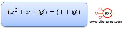 Ecuaciones cuadráticas 11