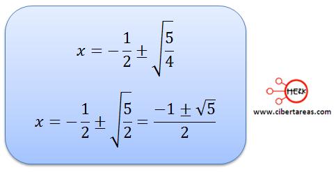 Ecuaciones cuadráticas 17