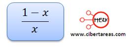 Ecuaciones cuadráticas 5