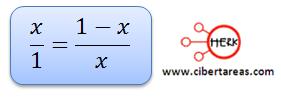 Ecuaciones cuadráticas 6