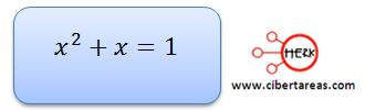 Ecuaciones cuadráticas 9