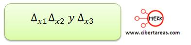 Ecuaciones simultaneas de tres por tres con solución o sin solución 4
