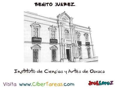 Instituto de Ciencias y Artes de Oaxaca-Benito Juarez