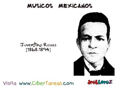 Juventino Rosas-Musicos Mexicanos